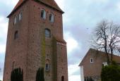 Gammel Rye Kirke, tårn