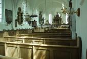 Slangerup Kirke, Indre