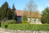 Skt. Ibs Kirke set fra Skt. Ibsvej.