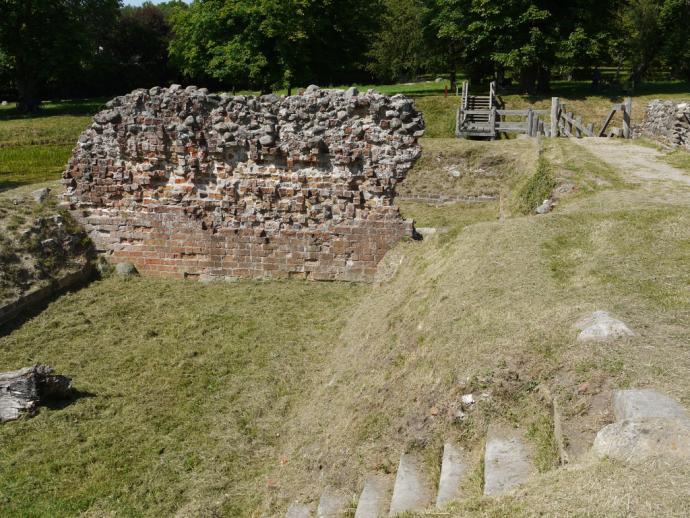 Asserbo ruin 3