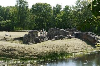 Asserbo ruin 1