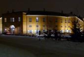 Frederiksberg Slot m. belysning