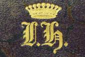 Ludvig Holsteins monogram