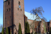 Søborg Kirke, Kirketårn