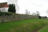 Vestre kirkegårdsmur