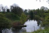 Fredericia Volde, parkområde