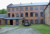 Bruunshaab Gl. Papfabriks bygning