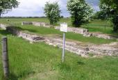 Haraldsted kapel, set fra siden