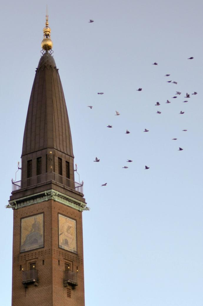 Tårnet på Palace Hotel