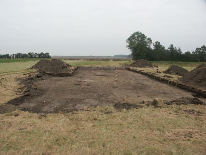 Hoby, Udgravning 2005