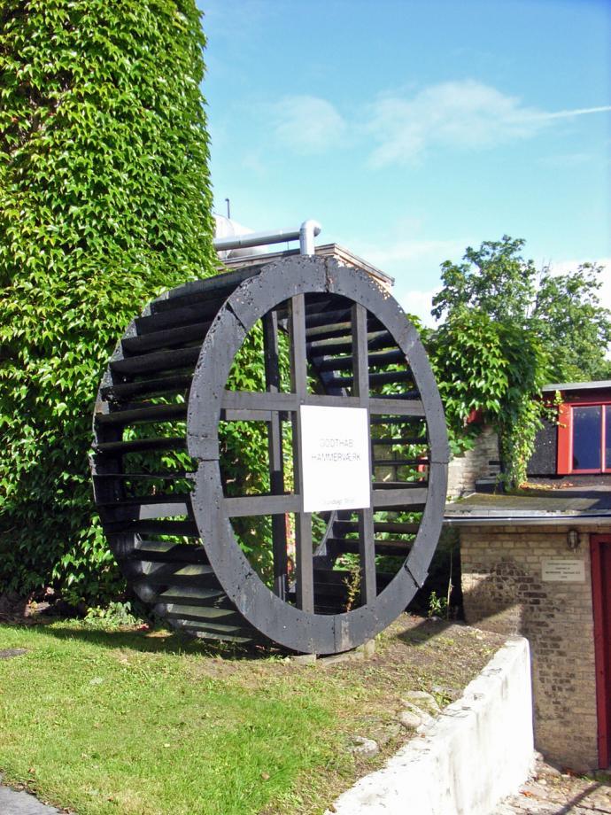 Poncelethjul