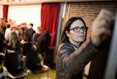 Vini Bahl Hansen - prisvinder som bedste pædagog Pontoppidanskolen
