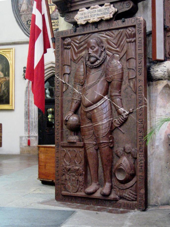 Tycho Brahes grav