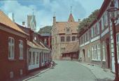Puggårdsgade med Tårnborg