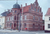 Rådhuset i Stege