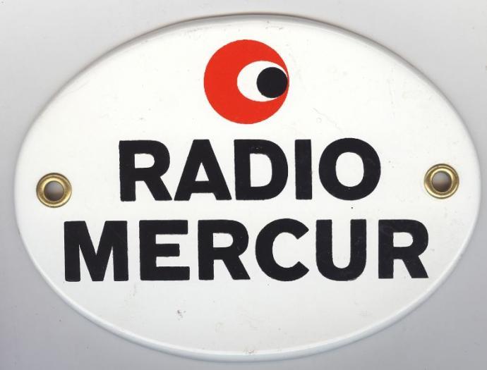 the Radio Mercur logo