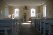 Den Reformerte Kirke Interiør
