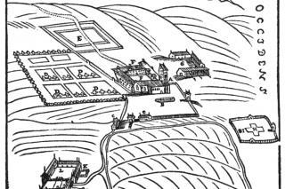 Resens Atlas ca. 1680