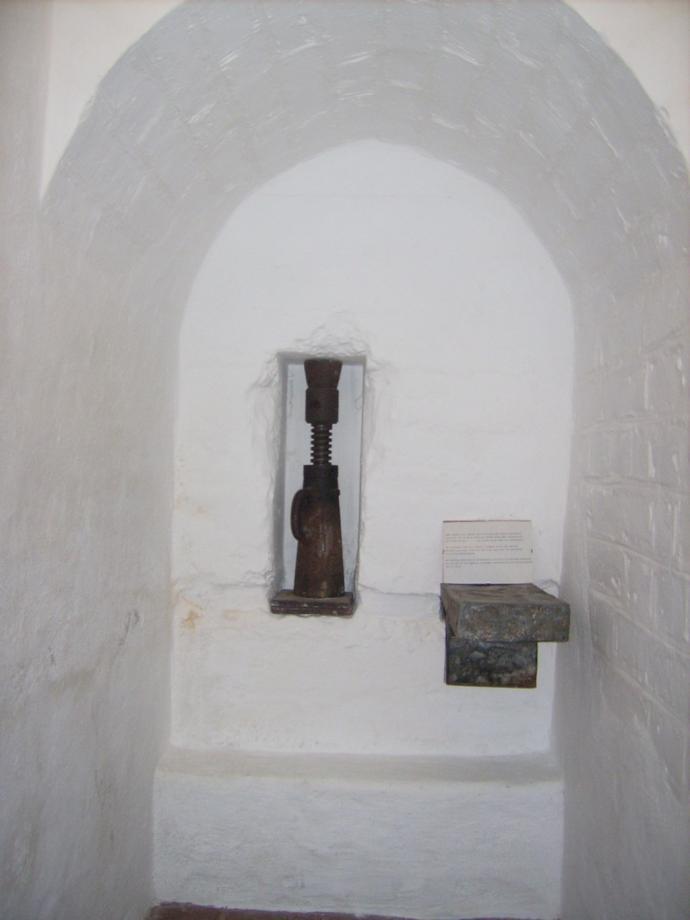 Donkraft i Skt. Katharinæ Kloster