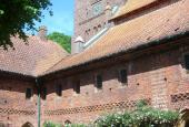Ribe klostergård NV 2009