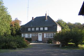 Domænegården Røjs hovedbygning