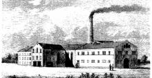 """Roesukkerfabrikken """"Lolland"""""""