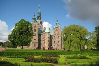 Rosenborg Slot, 1