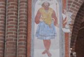 Roskilde Domkirke, Harald Blåtands pillegrav