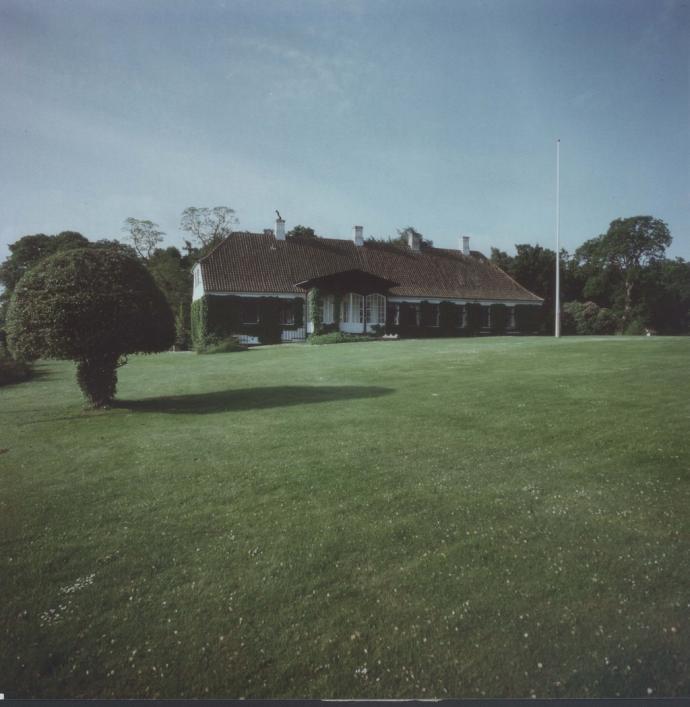 Rungstedlund ca. 1980