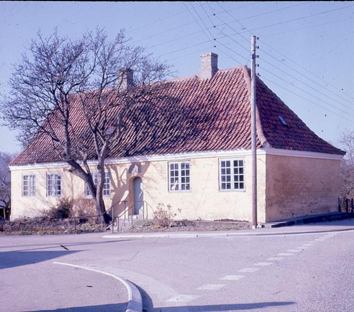 Rytterdistriktskolen i Lille Heddinge