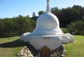 Sacha Stupaen ved Trente