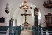 Uret i Vester Vandet Kirke