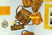 Et udvalg af spånkurve