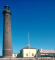 The three lighthouses of Skagen