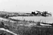 Skallegravning på Seden Strand