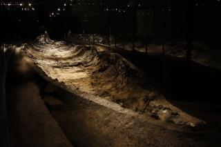 Vikingemuseet Ladby, skibsgraven