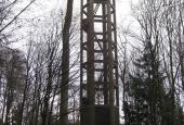 De gamle radartårne