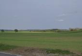 Udsigt mod nordøst fra Brudevælte, nu forsvunden mose