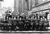 Solvay kvantefysik konferencer