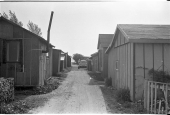 Sortehusene på Stige Ø