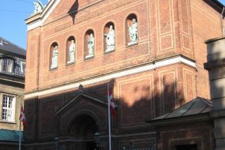 St. Ansgars Kirke, Bredgade-1