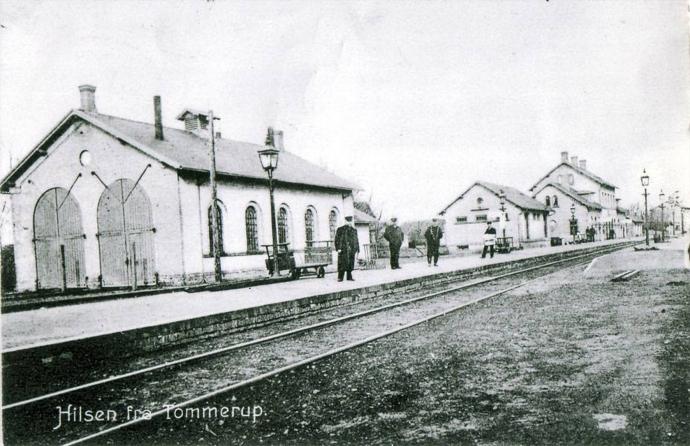 Tommerup Station