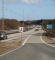 Kilometervis af motorvej