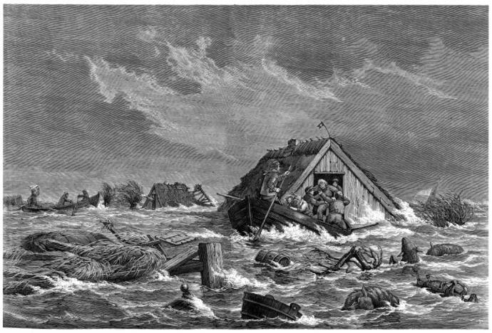Stormflod 1872