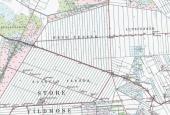 Kort, nordlige del