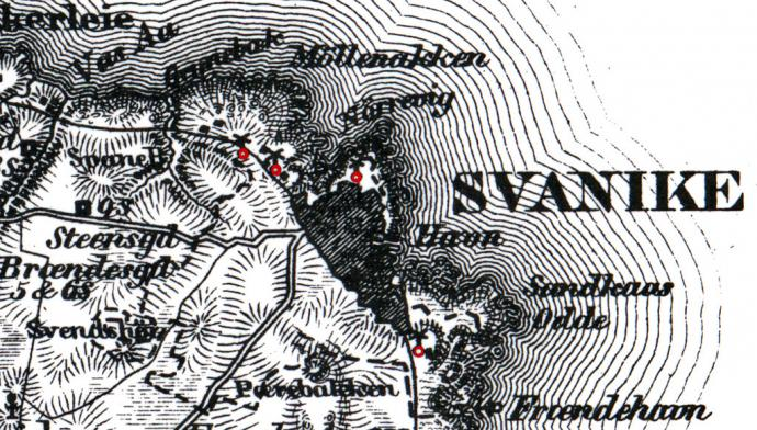 Kort 1851