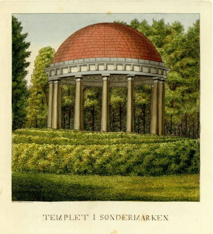 Templet i Søndermarken