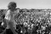 Koncert i Thylejren