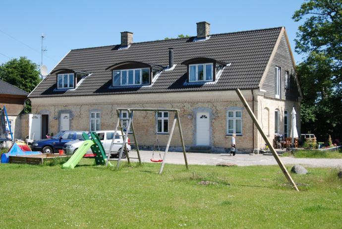 Tjørnagergårds stuehus.