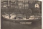 Marstal schooner in Oporto